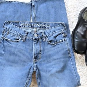 Women's Low Rise Jeans By American Eagle